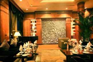 Ứng dụng điêu khắc vào không gian nội thất 6