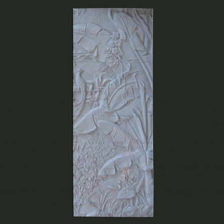 Hoa chuối và chim trĩ